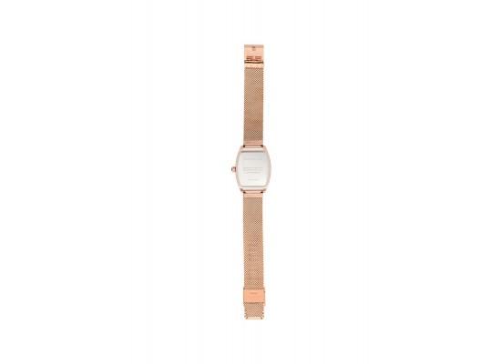 Jean Bellecour 32mm Analog Metal Watch (JB1085) - Rose-Gold