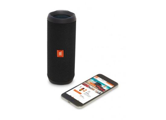 JBL Flip 4 Waterproof BT Speakers (JBLFLIP4BLK) – Black 4th view