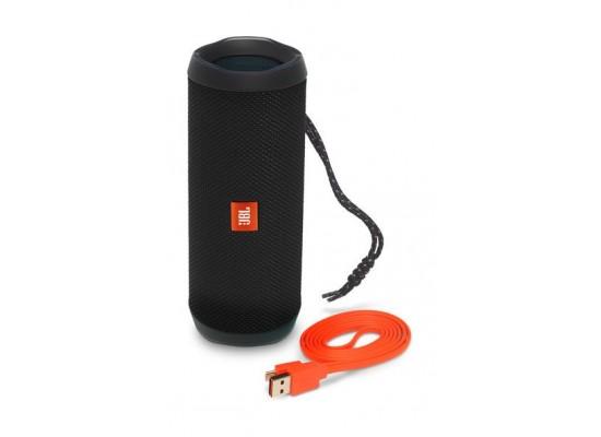 JBL Flip 4 Waterproof BT Speakers (JBLFLIP4BLK) – Black 3rd view