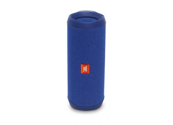 JBL Flip 4 Waterproof BT Speakers (JBLFLIP4BLU) - Blue 1st view