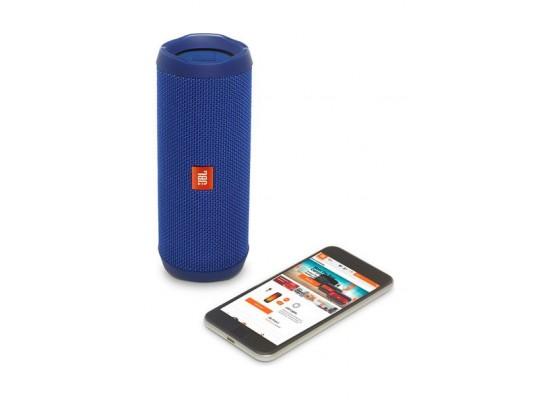 JBL Flip 4 Waterproof BT Speakers (JBLFLIP4BLU) - Blue 3rd view