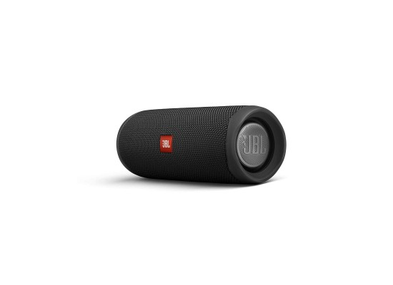 JBL Flip 5 Waterproof Bluetooth Portable Speakers - Black