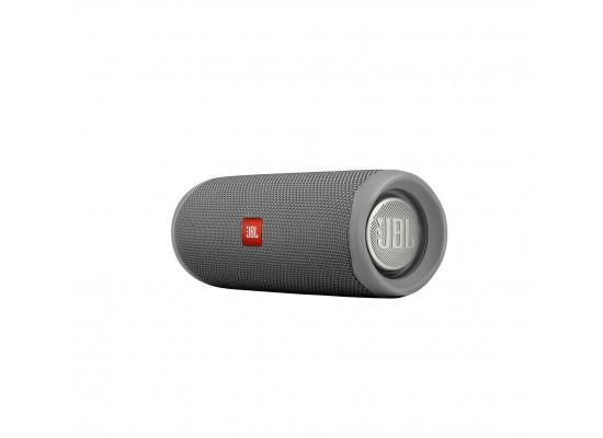 JBL Flip 5 Waterproof Bluetooth Portable Speakers - Grey