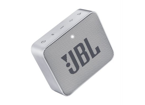 JBL GO 2 Portable Bluetooth Speaker - Grey 3