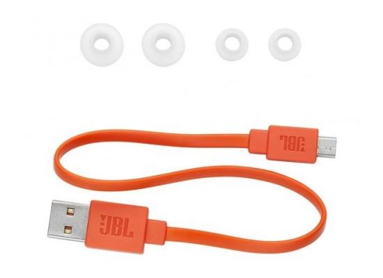 JBL Live 200BT In-Ear Neckband Wireless Earphone - White