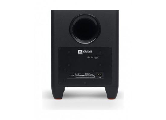 JBL Cinema SB250 Bluetooth 200W 2.1-Channel Soundbar System