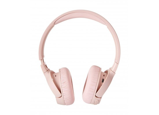 JBL Tune 600 Wireless Bluetooth Active Noise-Cancelling Headphone - Pink