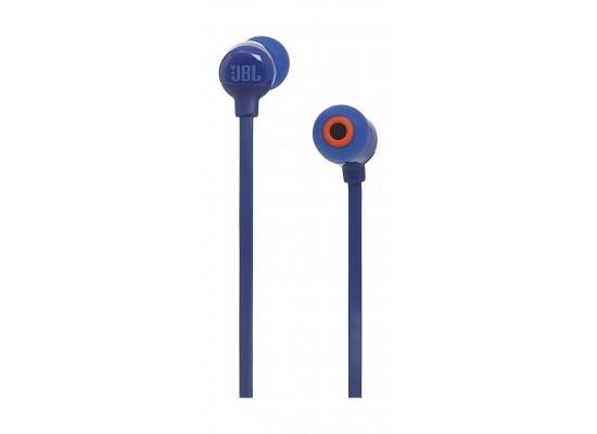 JBL T110BT Bluetooth Wireless Earphone With Mic - Blue