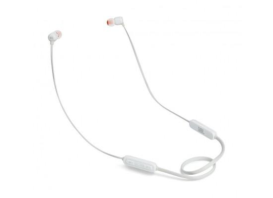 JBL T110BT Bluetooth Wireless Earphone With Mic - White