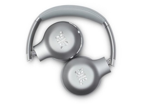 JBL Everest 310 On-Ear Wireless Headphones - Silver