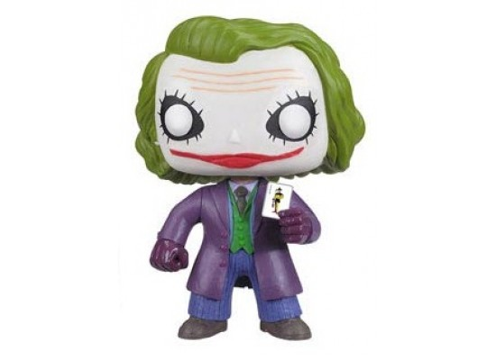 POP! Heroes: Dark Knight - Joker Vinyl Figure