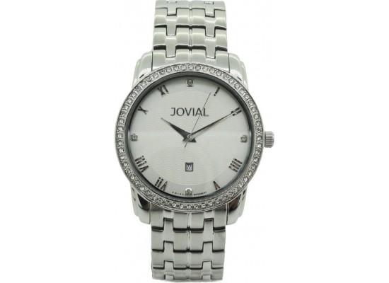 Jovial GS5106 Gents Watch - Metal Strap