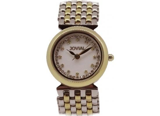 Jovial LT5025 Ladies Watch - Metal Strap