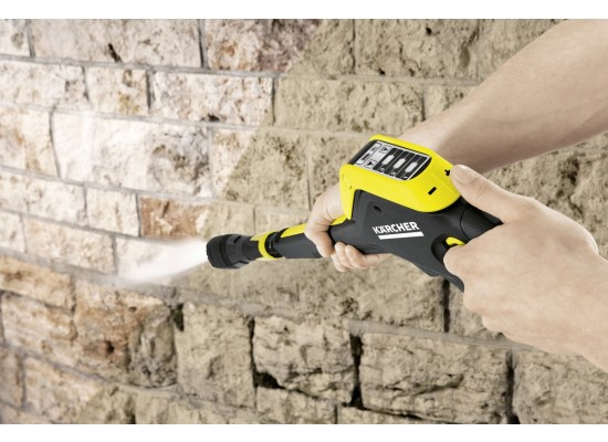 Karcher K5 Home Full Control High Pressure Washer - Black / Yellow