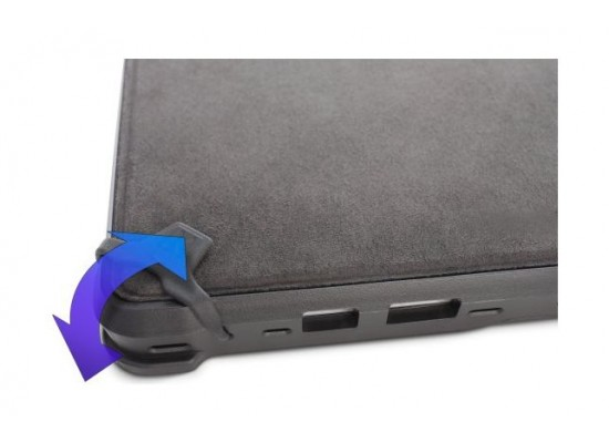 Kensington Blackbelt 2nd Degree Rugged Case For Surface Pro 4 Black