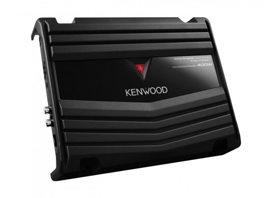 Kenwood 400w 2 Channel Car Stereo Amplifier Kac Ps527 Xcite