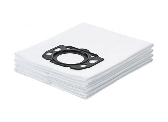 Karcher Vacuum Fleece Filter Bags - 4PCS 2.863-006.0