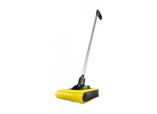 Karcher 1.258-000.0 Cordless Electric Broom Vacuum Cleaner KB 5 - Left View