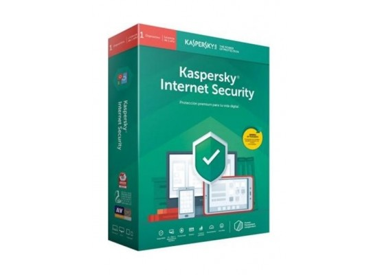 Kaspersky Internet Security 2019 - 4 Users