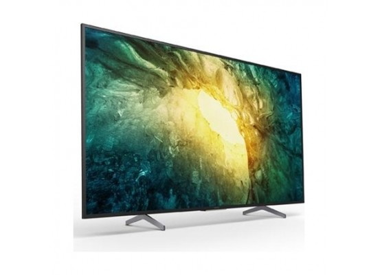 sony 65-inches 4K Android LED TV - (KD-65X7500H)
