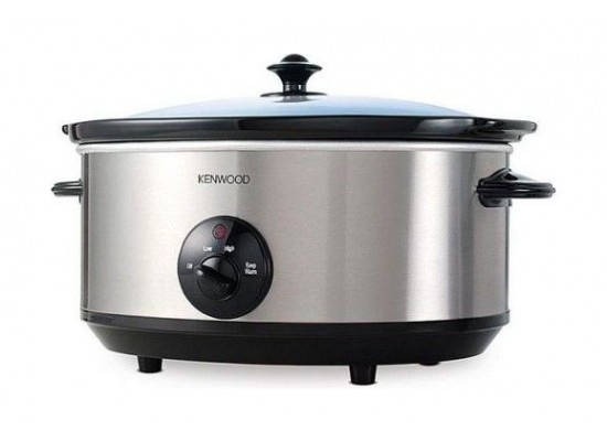 Kenwood SCM650SS Slow Cooker - Side View