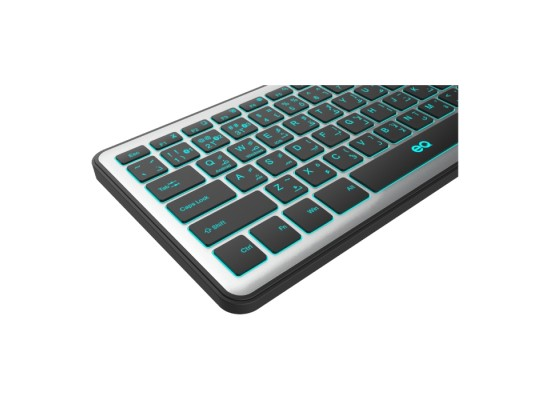 Bluetooth Backlit Keyboard Zoomed Touchpad Xcite EQ Buy in Kuwait