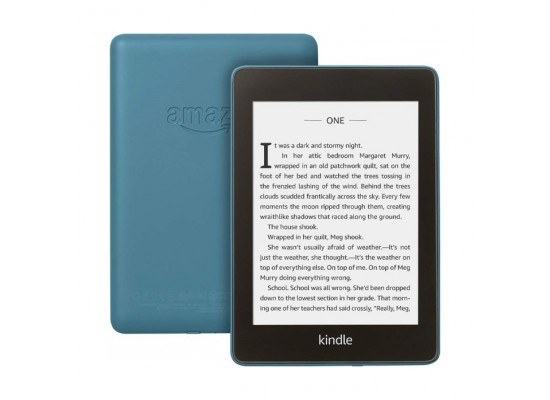 Amazon Kindle Oasis 32GB Wifi E-reader Tablet - Gold