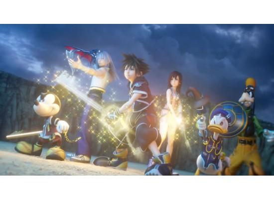 Kingdom Hearts III Standard Edition - Xbox One Game