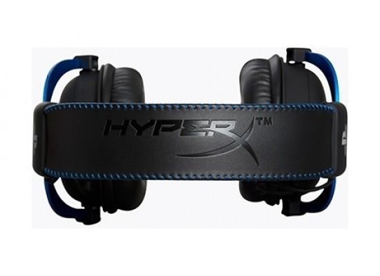 Kingston HyperX Cloud PS4 Wired Headset - Blue
