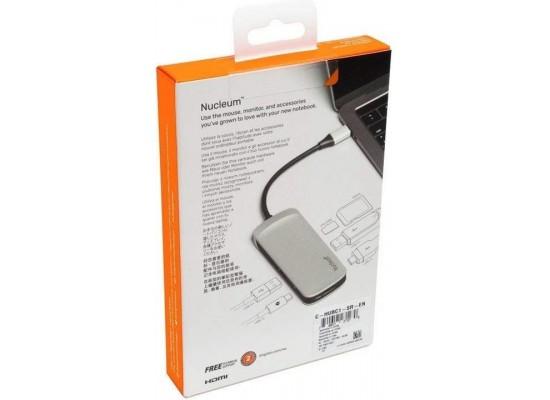 Kingston Nucleum USB-C Hub (C-HUBC1-SR-EN)