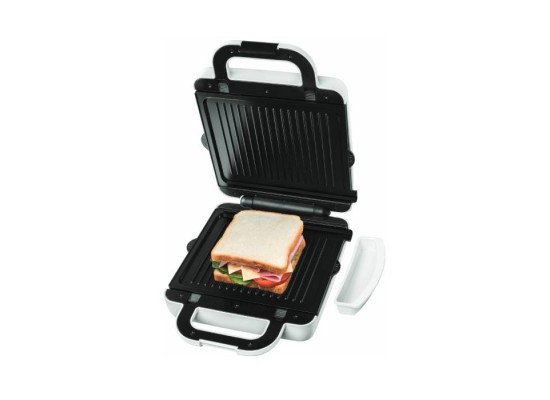 Kenwood Sandwich Maker 3 in 1 - 1300Watts – (SMP94.A0WH)