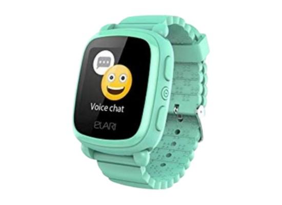 Elari Kidphone 2 Kids Green Smart Watch in Kuwait   Buy Online – Xcite