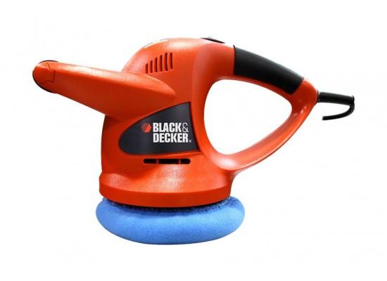 Black & Decker 60 Watts Car Polisher / Waxer (KP600-AE)