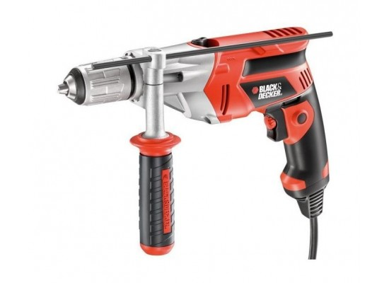 Black+Decker Drill Hammer 710W (KR703K-AE)