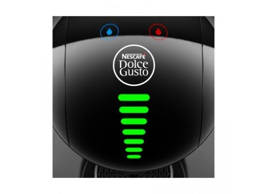 Dolce Gusto Nescafe Drop Automatic – Red + Free 12 Capsules