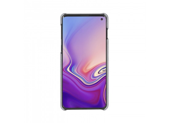 Krusell Broby Case For Galaxy S10 (61629) - Grey