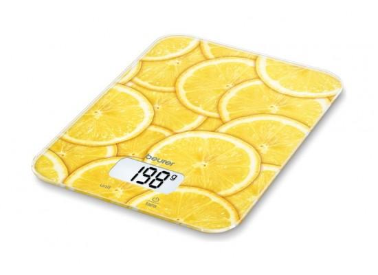 Beurer Kitchen Scale (KS 19) - Lemon