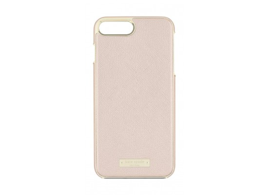 detailed look db90f c538a Kate Spade Saffiano Iphone 7 Case - Rose Gold | Xcite Alghanim ...