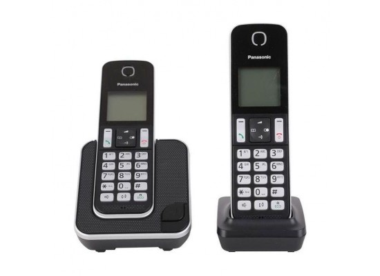 Panasonic KX-TGD312UEB Cordless Landline Telephone