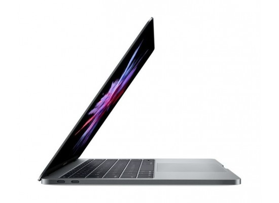 Apple MacBook Pro 2017 Intel Core i5 8GB RAM 512GB SSD 13 Inch Touch Bar & Touch ID Laptop (MPXW2) - Grey