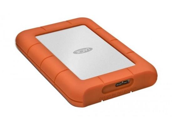 Lacie 4TB Rugged Mini Portable Hard Drive (LAC9000633)
