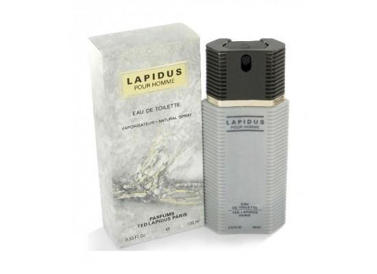 TED LAPIDUS Lapidus Pour Homme - Eau de Toilette 100 ml