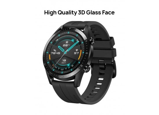 Huawei Watch GT 2 46mm Smart Watch - Matte Black