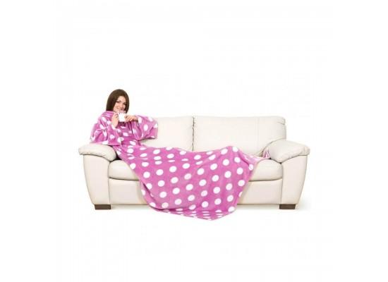 Lavatelli Kanguru Deluxe Pop Blanket (1096) - Pink