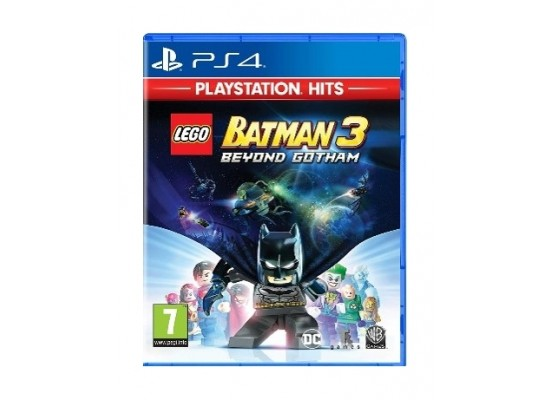 Lego Batman 3 Hits - Playstation 4 Game