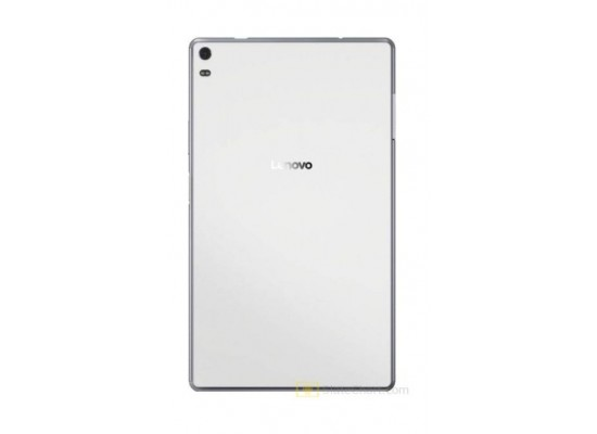 Lenovo Tab4 TB-8504 16 GB Tablet White - Back View