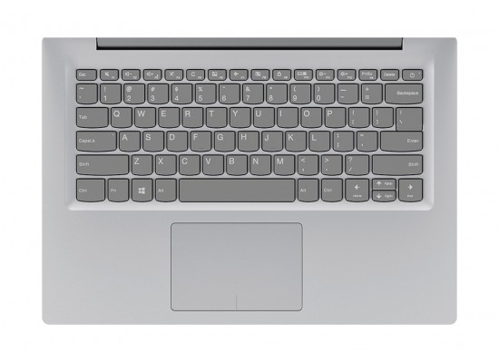 Lenovo Ideapad 120S Intel Celeron 2G LPDDR4 Onboad RAM 32G EMMC 11.6-inch Laptop - Grey