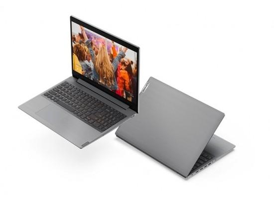"""Lenovo IdeaPad L3 Intel Core i5 10th Gen. 4GB RAM 1TB SSD 15.6"""" Laptop - Grey"""