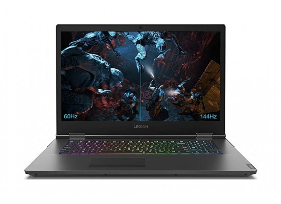 Lenovo Legion Y740 GeForce RTX 2060 6GB Core i7 16GB RAM 1TB HDD + 512GB SSD 15.6-inch Gaming Laptop - Black