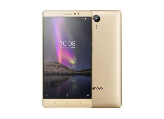 Lenovo Phab 2 32GB 13MP 4G LTE 6.4-inch Tablet – Gold